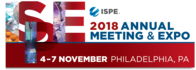 ISPE 2018 Annual Meeting & Expo logo